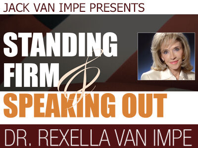 Jack Van Impe - Standing Firm and Speaking Out