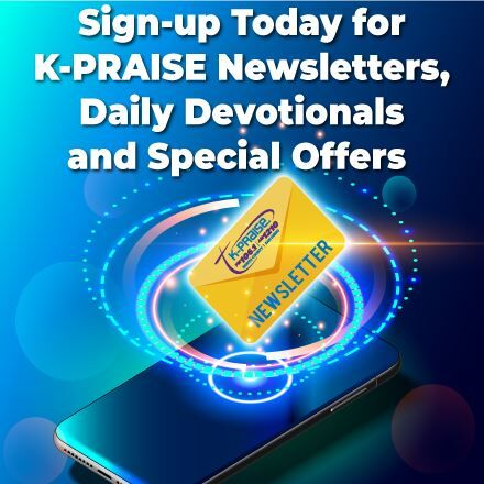 Subscribe to Newsletters, Devotionals and More!