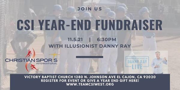 CSI West Year-End Fundraiser 2021