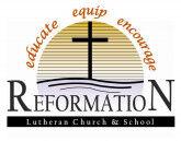 Reformation Lutheran School