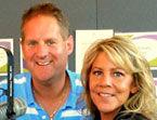 Keith Stevens and Donna Cruz