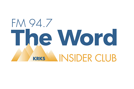 The Official Loyalty Program of 94.7 FM The Word - KRKS