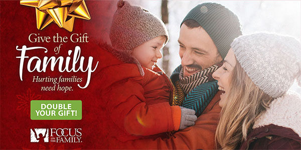 Give the Gift of Family