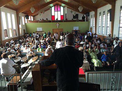 Emmanuel Church Of God In Christ - LIVE