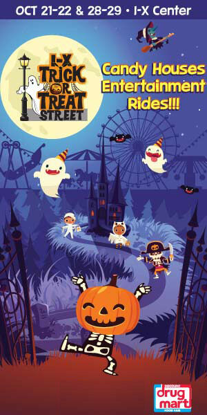 I-X Trick or Treat Street | 95.5 The Fish - Cleveland, OH