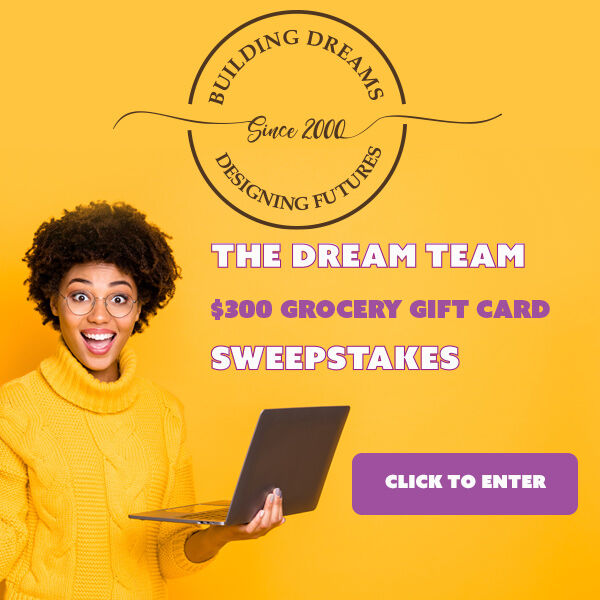 Win A $300 Grocery Gift Card!