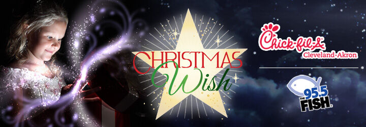 95.5 The Fish Christmas Wish | 95.5 The Fish - Cleveland, OH