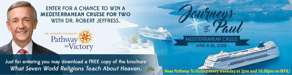 Journeys of Paul Mediterranean Cruise contest