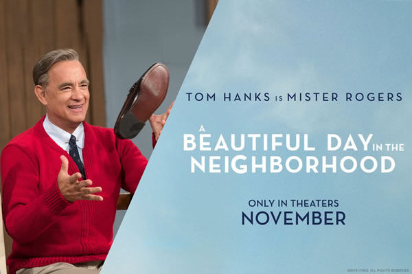 "It's free tickets to ""A Beautiful Day In The Neighborhood""!"