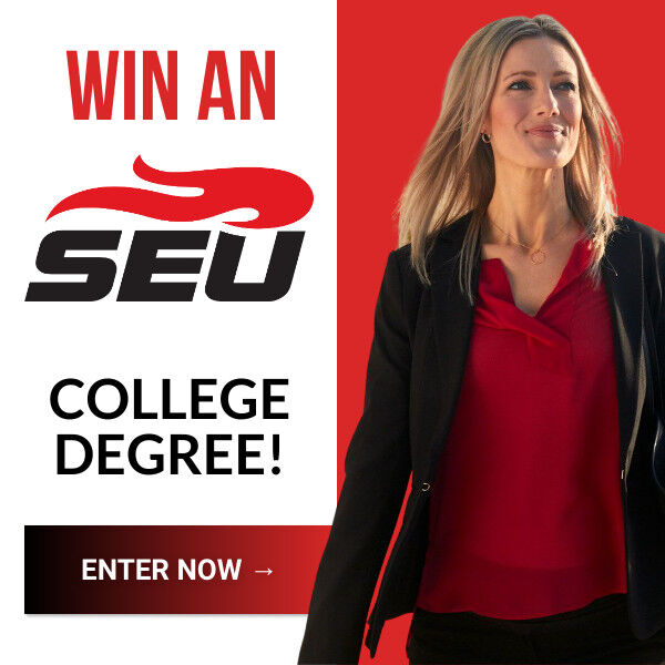 Win An SEU College Degree!