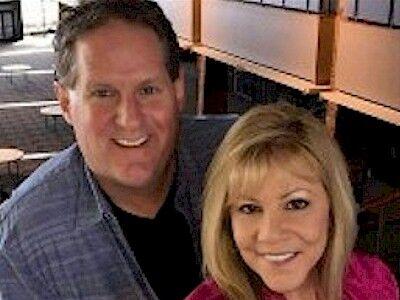 Keith Stevens & Donna Cruz