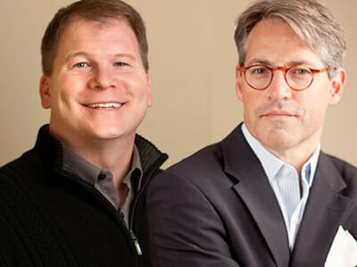 Eric Metaxas and John Stonestreet
