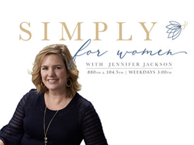 Simply for Women with Jennifer Jackson