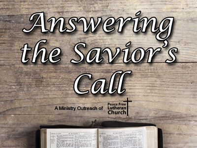 Answering the Savior's Call