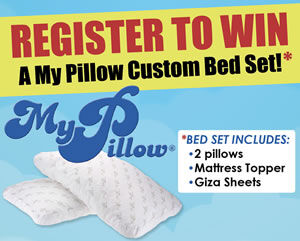 My Pillow Bed Set Sweepstakes - FaithTalk 570 AM | 910 AM - Tampa