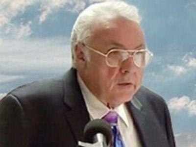 Pastor Ernie Sanders