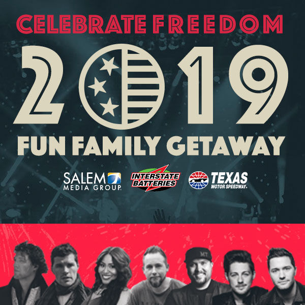 Win a trip to Dallas, Texas with your family!