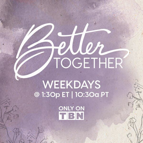 Better Together - The New Television Show By Women For Women!