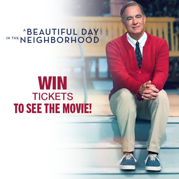 Win Tickets To See The Movie!