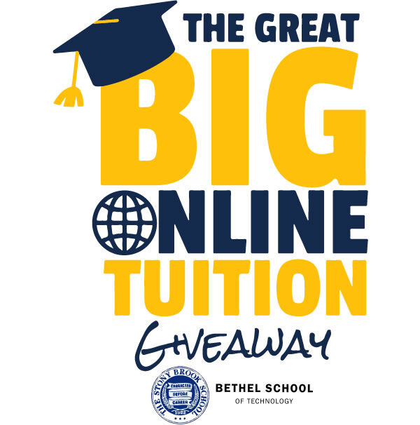 Win Up To $16,000 In Online Tuition!
