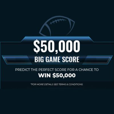 Guess The Score For A $50,000 Opportunity!