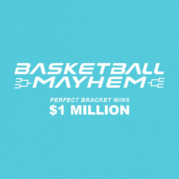 Submit A Perfect Bracket - Win $1,000,000!