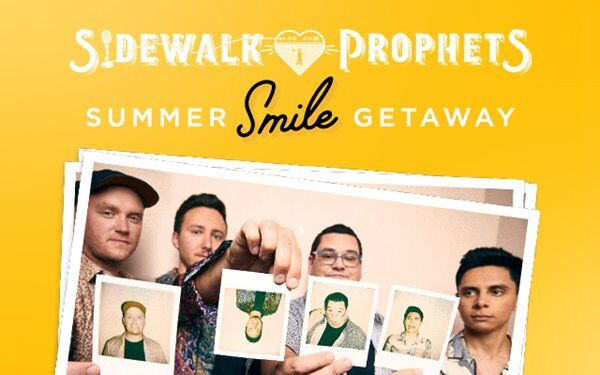 Win a trip with your family to Kings Dominion and see Sidewalk Prophets!