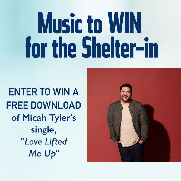 Win free music from Micah Tyler!