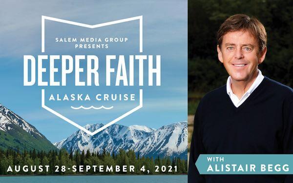 Travel to Alaska On The Deeper Faith Cruise