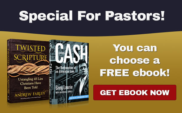 Free For Pastors!