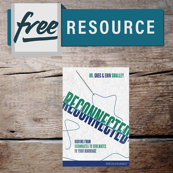 The Focus on the Family FREE Resource Offer for Couples