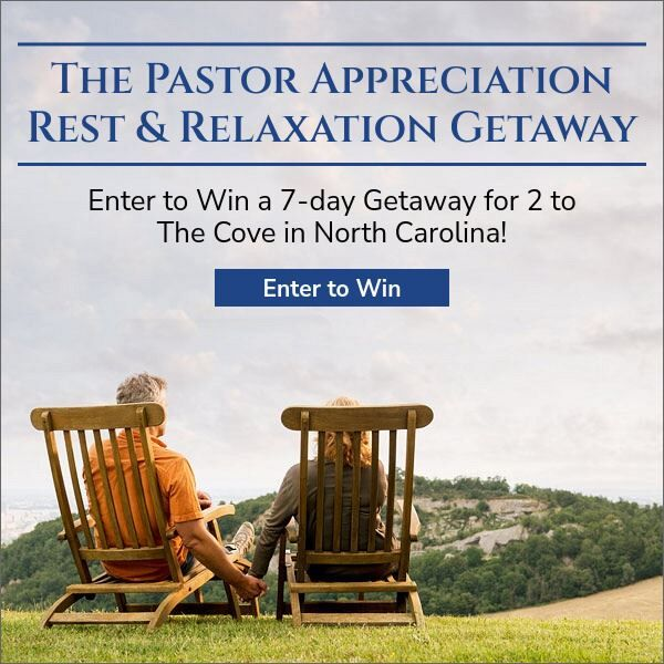 Win For Your Pastor & Spouse!