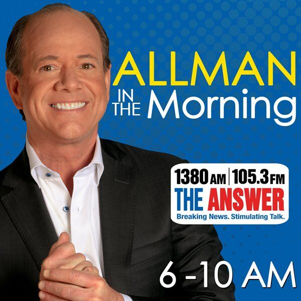 COMING SOON: Allman in the Morning Returns Thursday, February 28th, 2019. What to bookmark, save, and follow