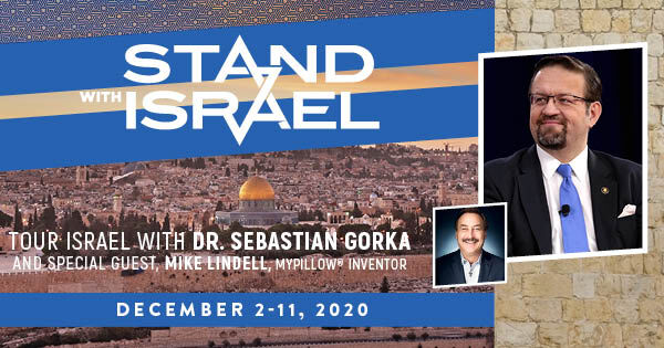 Stand With Israel Member Pre-Sale Access