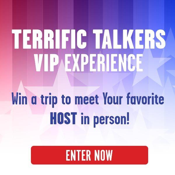 Meet Your Favorite National Host!