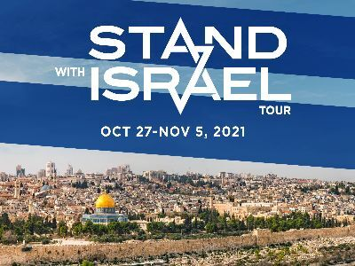 Stand with Israel Tour