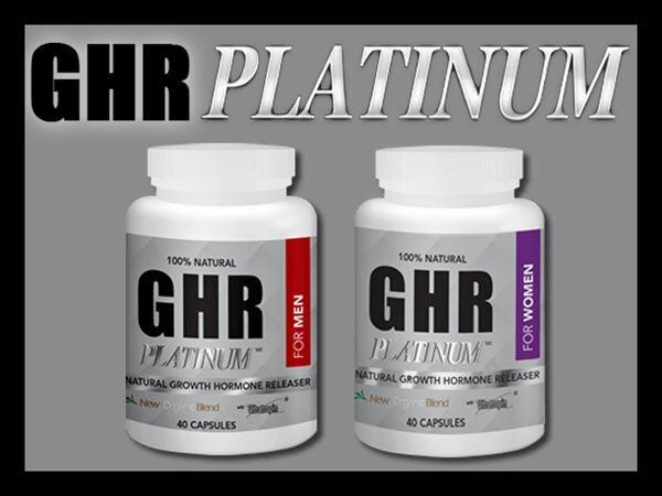 GHR Platinum by NaturesTech Inc.