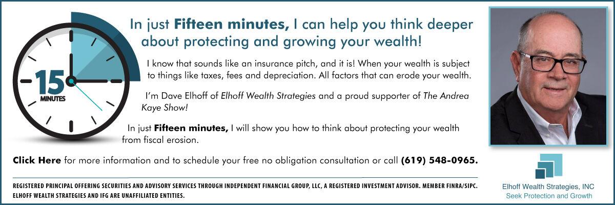 Dave Elhoff from Elhoff Wealth Strategies!