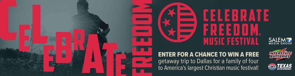 2018 Celebrate Freedom Fun Family Getaway Sweepstakes