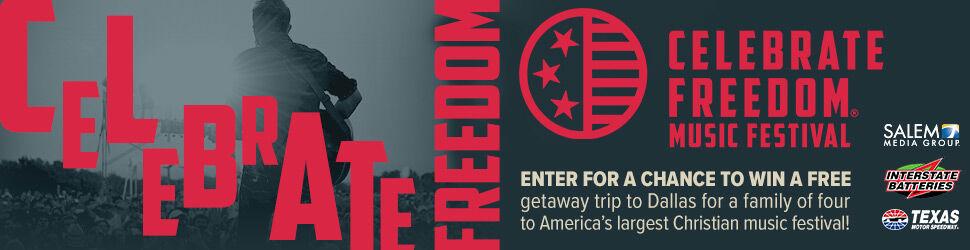 2018 Celebrate Freedom Fun Family Getaway Sweepstakes