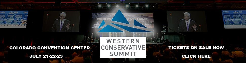 Western Conservative Summit - 2017 - Click Here For Tickets