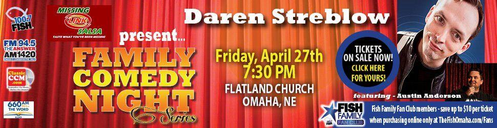 Daren Strewblow   Omaha, Nebraska