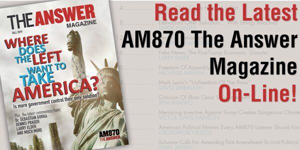 AM870 The Answer Magazine
