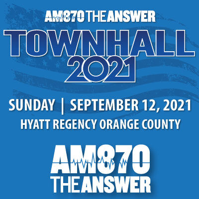 Tickets On Sale Now for Townhall 2021!