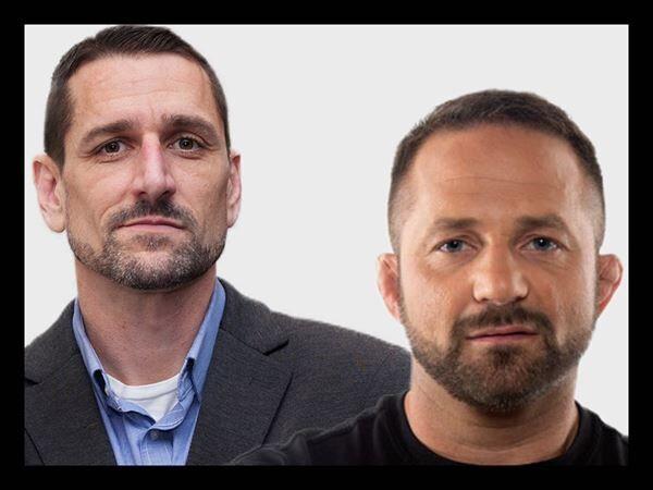 Chad Robichaux and Jeremy Stalnecker