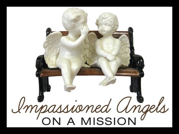 Impassioned Angels on a Mission