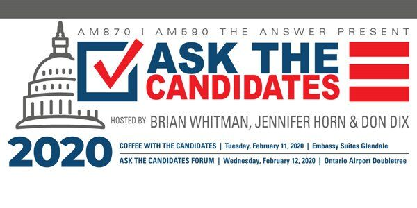 AM590 The Answer Ask The Candidates