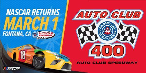 Win Tickets to NASCAR!