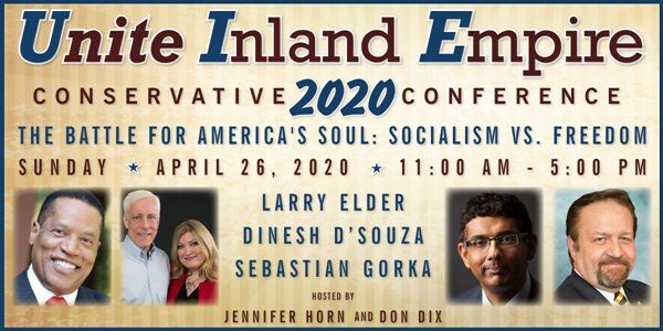 Save the Date for Unite IE - Sunday, April 26, 2020