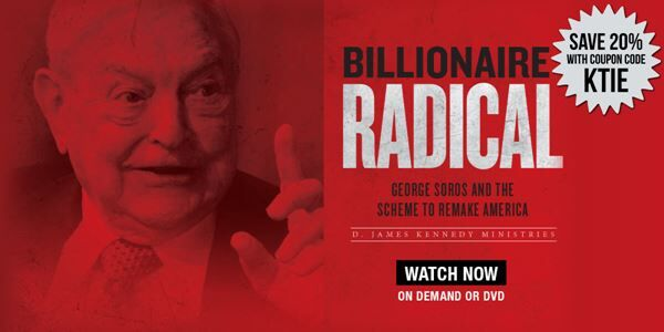 Watch Billionaire Radical at Salem Now!  Save 20% with Coupon Code KTIE